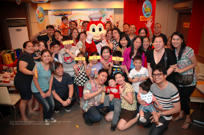 LEGO Theme Birthday Party Jollibee Kiddie Party Philippines