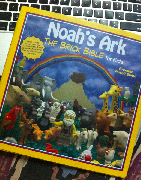 Noah's Ark The Brick Bible