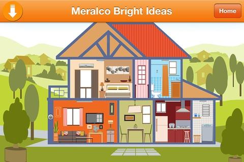 Meralco Bright Ideas MOVE meralco mobile app
