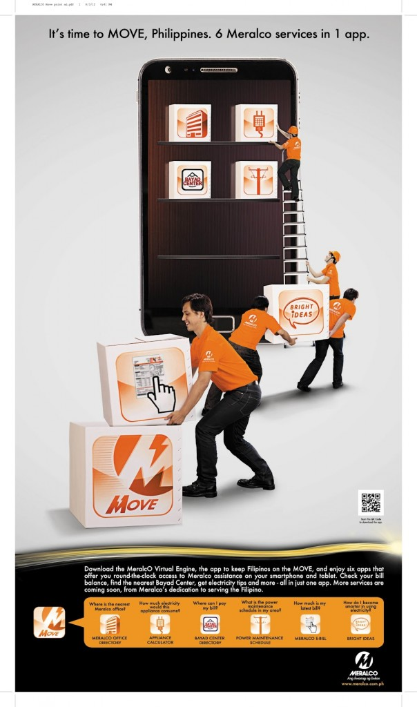Official Meralco Virtual Engine MOVE App-Suite