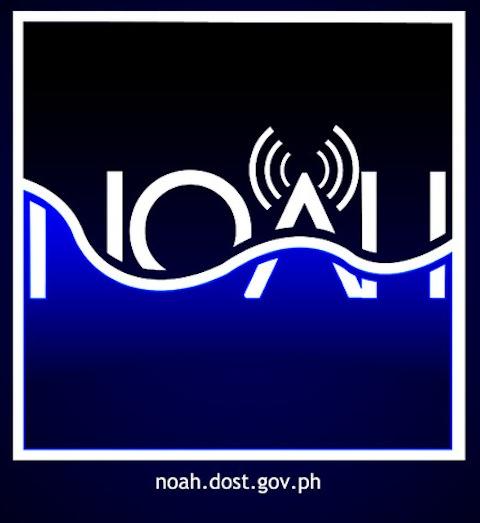 gov.ph DOST Project Noah Logo