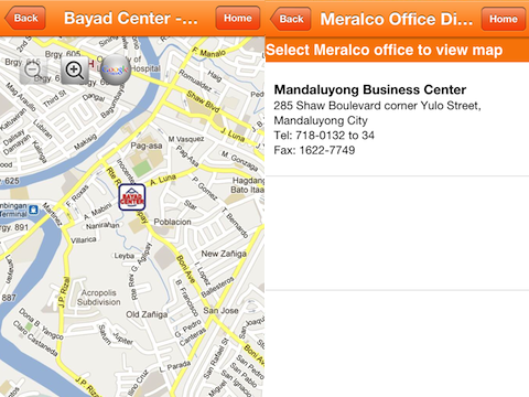 Meralco Virtual Engine Move Android App