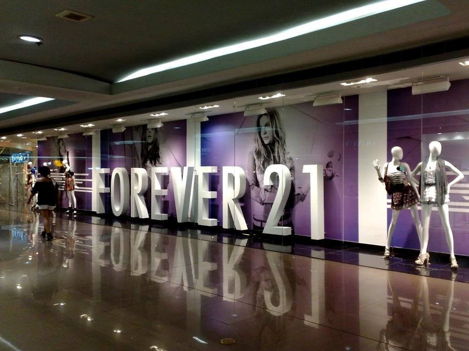 sm aura forever 21